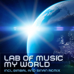 LAB OF MUSIC - My World (Front Cover)