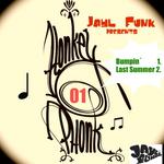 JAYL FUNK - Honkey Phonk (Front Cover)