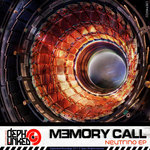 MEMORY CALL - Neutrino EP (Front Cover)