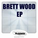WOOD, Brett - Brett Wood EP (Front Cover)