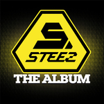 VARIOUS - Steez The Album (Front Cover)
