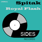 SPITAK - Royal Flash (Front Cover)