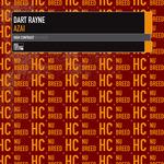 DART RAYNE - Azai (Front Cover)