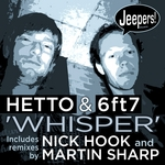 HETTO & 6FT7 - Whisper (Front Cover)