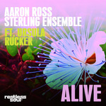 ROSS, Aaron/STERLING ENSEMBLE feat URSULA RUCKER - Alive (Front Cover)