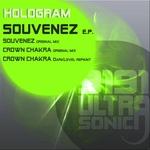 HOLOGRAMA - Souvenez EP (Front Cover)
