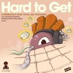 D REFLECTION feat IRMA VAN PAMELEN - Hard To Get (Front Cover)