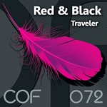 RED & BLACK - Traveller (Front Cover)
