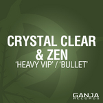 CRYSTAL CLEAR & ZEN - Heavy (VIP) (Front Cover)