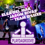 DEL MAR, Elsa/JASON RIVAS feat TEAM D LUXE - Nos Vemos En La Fiesta (Front Cover)