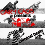 CAOS, Gary/VARIOUS - Criminal Beats (Vol 1) (Front Cover)