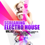 VARIOUS - Screaming Electro House Vol 3 (Front Cover)