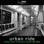 VARIOUS - Urban Ride, Vol2 - Tasty Urban Electronic Beats (Front Cover)