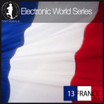 VARIOUS - Electronic World Series 13 (France V.3) (Front Cover)
