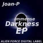 JOAN P - Immense Darkness EP (Front Cover)