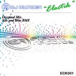 DJ MUNDER - Electik (Front Cover)