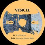 VESICLE - Acid Violence (Front Cover)