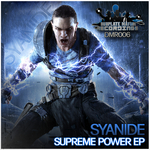 SYANIDE - Supreme Power EP (Front Cover)