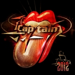 VARIOUS - Cap'tain 2012 (Front Cover)