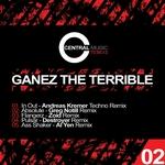 GANEZ THE TERRIBLE - Central Music Ltd (remixes Vol 2) (Front Cover)