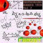 RAMZGT - Underground Bunker Tech Vol 2 (Front Cover)