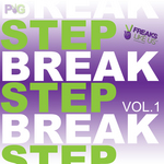 VARIOUS - Breakstep Vol 1 (Front Cover)
