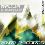 RAJJA - En Diagonale EP (Front Cover)