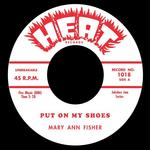 FISHER, Mary Ann - Put On My Shoes (Front Cover)