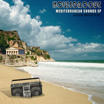 HOUSEGROOVE - Mediterranean Sounds EP (Front Cover)
