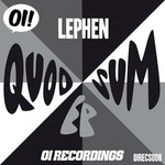 LEPHEN - Quod Sum EP (Front Cover)