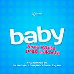 WHITE, Jenia presents LAKOSTA - Baby (Front Cover)