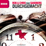 ROB & CHRIS feat SANDBERG - Durchgemacht (Front Cover)