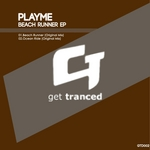 PLAYME - Beach Runner EP (Front Cover)