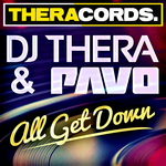 DJ THERA/PAVO - All Get Down (Front Cover)