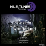 SILVER, Pete - Welcome To Wonderland (Front Cover)