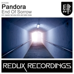 PANDORA - End Of Sorrow (Front Cover)