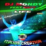 DJ MONDY feat NATT - Life (Front Cover)