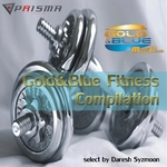 VARIOUS - Gold & Blue Fitness Compilation (Select By Daresh Syzmoon) (Front Cover)