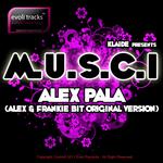 ALEX/FRANKIE BIT - MUSCI (Front Cover)