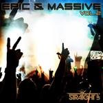 VARIOUS - Epic & Massive Vol 2 (Front Cover)
