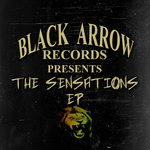 SENSATIONS, The - The Sensations EP (Front Cover)