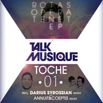 Toche - Rotas Tenet Opera EP (Front Cover)