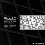 PLUS20 - Rombus EP (Front Cover)
