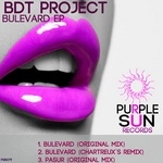 BDT PROJECT - Bulevard EP (Front Cover)