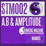 AB & AMPLITUDE - Thinking Machine (Front Cover)