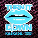 KASKADE with REBECCA & FIONA - Turn It Down (Front Cover)