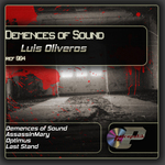 OLIVEROS, Luis - Demences Of Sound (Front Cover)
