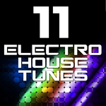 VARIOUS - 11 Electro House Tunes (Volume 2) (Front Cover)