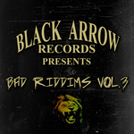 VARIOUS - 3 Bad Riddim: Vol 3 (Front Cover)