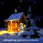 VARIOUS - Singing Growaware (20 Supercool Edm Grooves Compilation In C Key) (Front Cover)